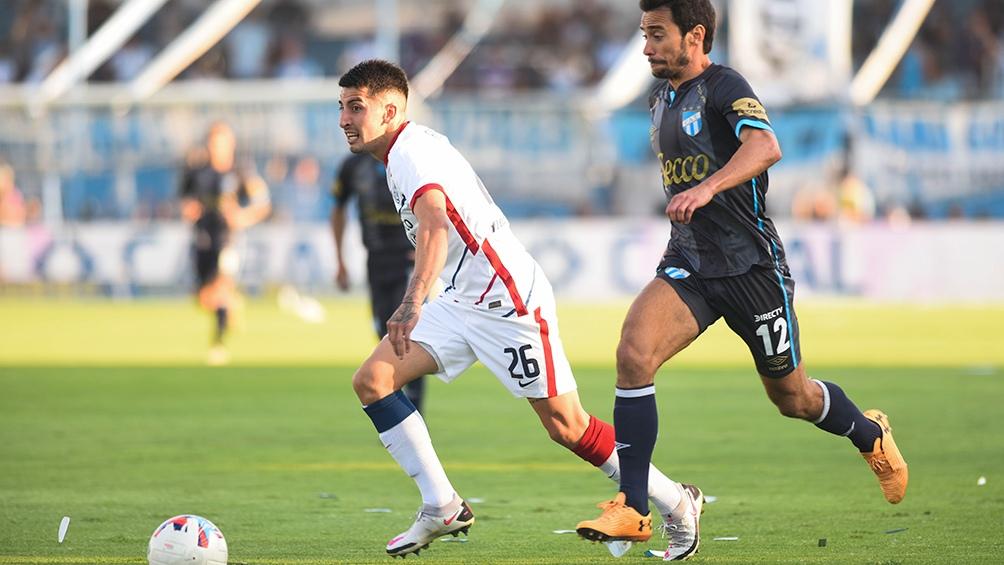 San Lorenzo y Atlético Tucumán empataron 0 a 0. Foto: Diego Aráoz.
