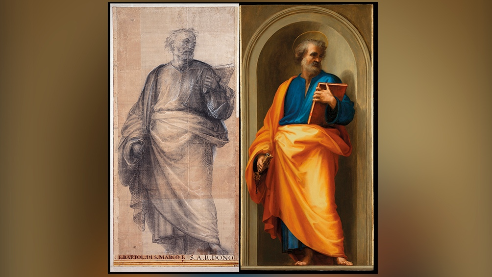 Las dos pinturas estaban expuestas en los apartamentos papales del Palacio Apostólico, un lugar no apto para turistas, y solo se habían mostrado al público en un breve período en 1984.