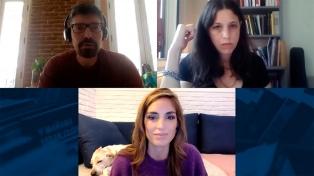 Ariana Harwicz y Pablo Stefanoni: un debate picante sobre la cancelación y la crisis del progresismo
