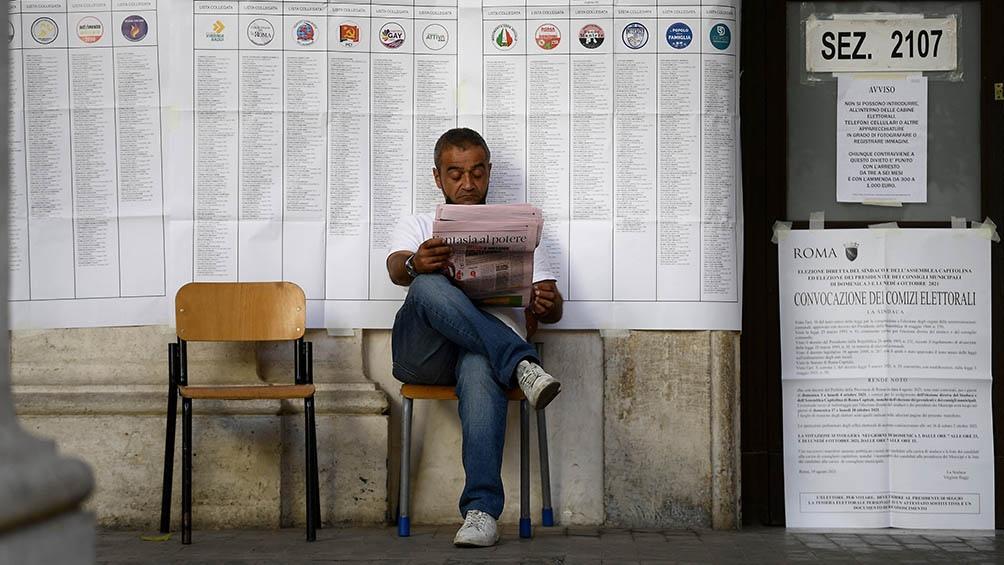 Se votan a los jefes comunales de 1.162 ciudades,