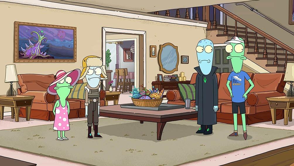 """""""Solar Opposites"""" es una comedia animada para adultos creada por las mentes detrás de la fundamental """"Rick and Morty""""."""