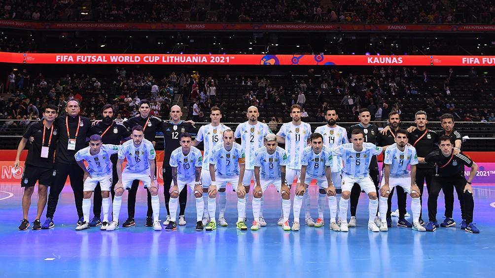 Argentina va por su segunda Copa del Mundo ante Portugal. Foto: @Argentina
