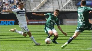 Gimnasia perdió ante Sarmiento en el Estadio Único