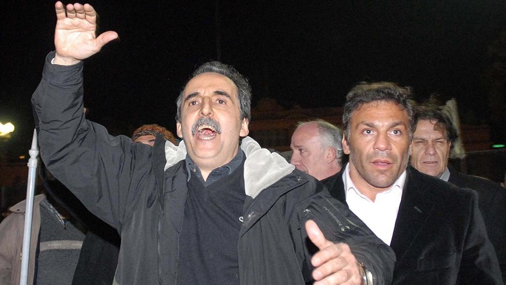 Tras su retiro el deportista trabajó como agente de seguridad privada y se vinculó con políticos como Guillermo Moreno.