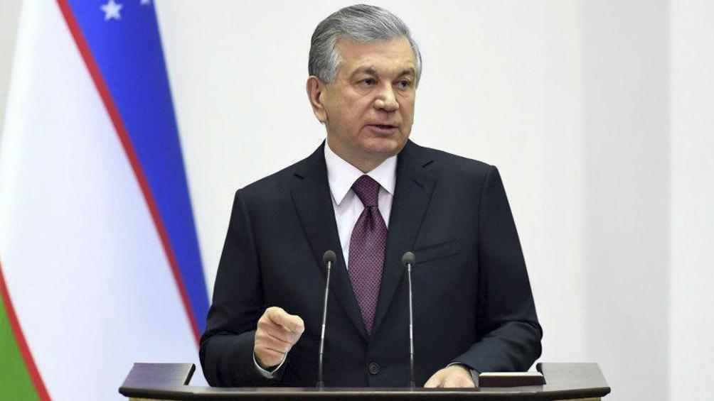 Mirziyoyev busca un nuevo mandato presidencial