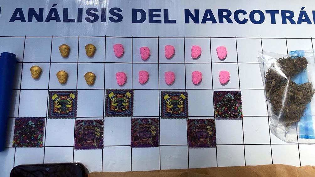 La detención fue concretada por detectives de la División Análisis de Narcotráfico y de la Dirección de Lucha Contra el Tráfico y Venta de Drogas de la Policía de la Ciudad