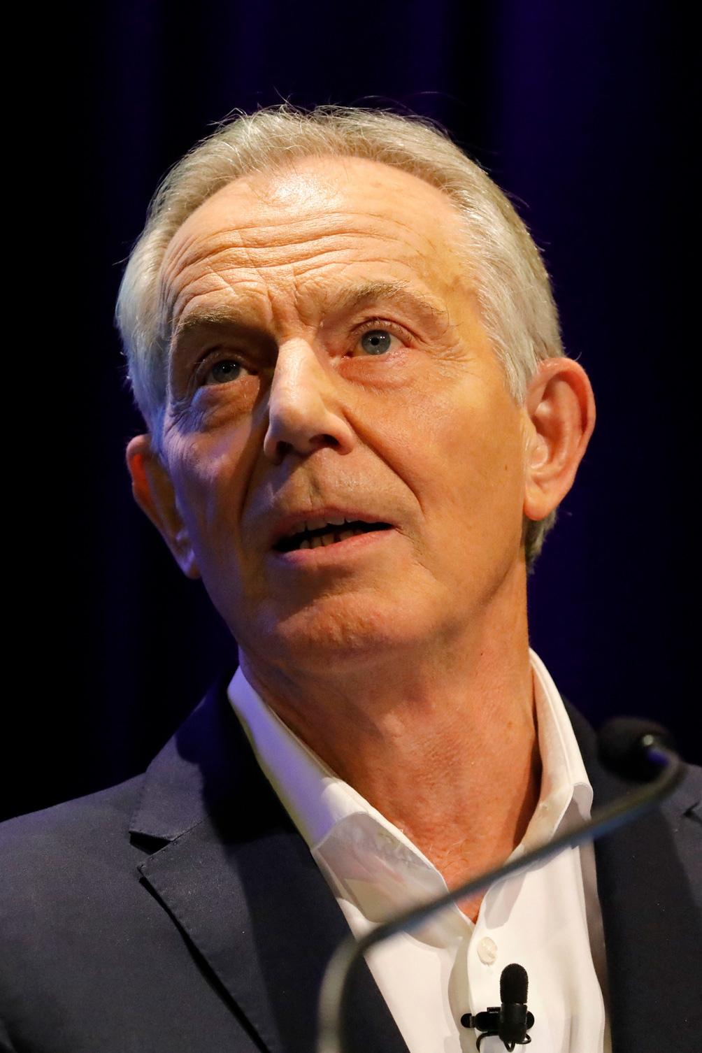 El ex primer ministro británico laborista Blair y su esposa Cherie negaron rotundamente haber cometido un delito al comprar una propiedad en Londres valuada en 6,45 millones de libras.
