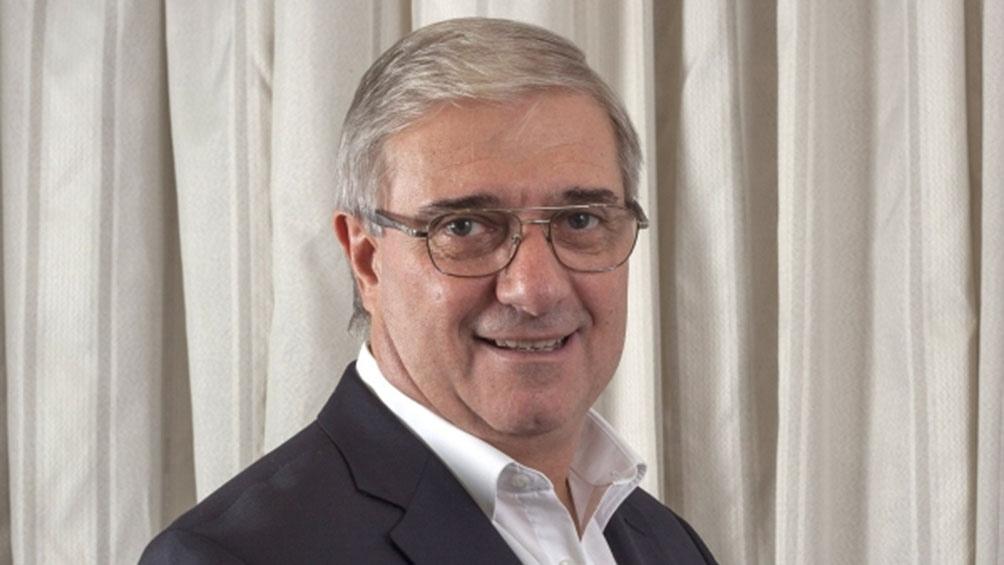 """Mario Moccia sostuvo que sus cuatro años de mandato serán con """"igualdad de género"""". Foto Twitter @prensaCOA."""