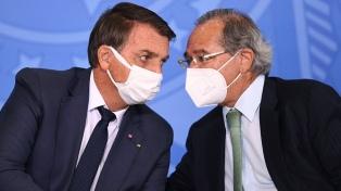 Bolsonaro prometió no embarcarse en ninguna aventura que afecte a la economía