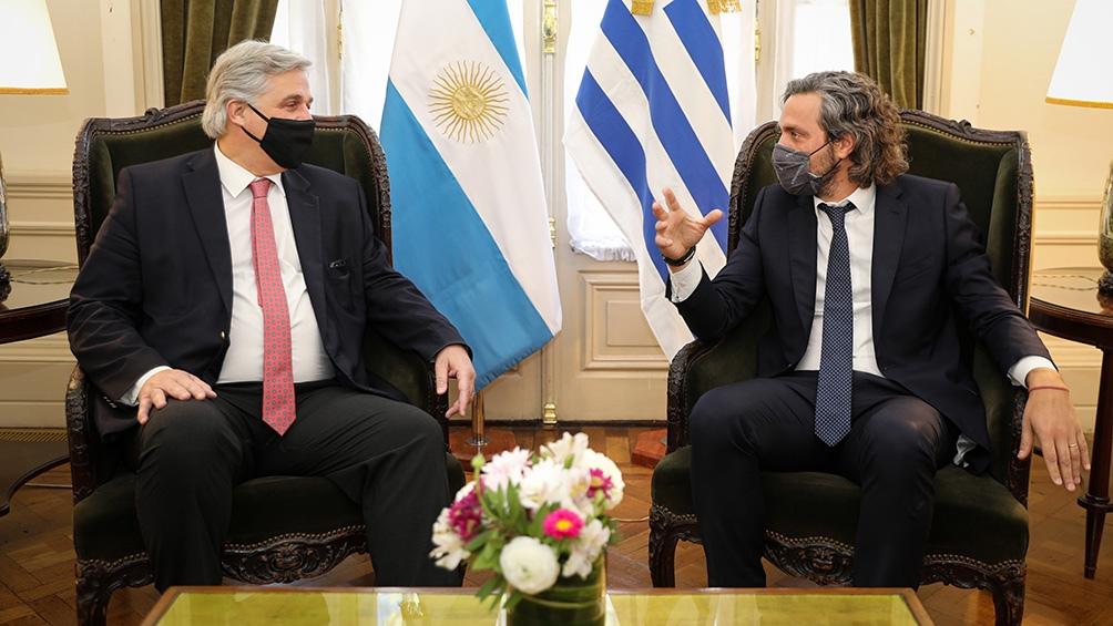 Durante noviembre y diciembre Habrá dos reuniones entre ambas cancillerías. Fotos: prensa Cancillería