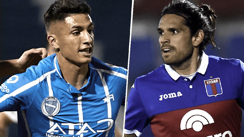 Godoy Cruz y Tigre juegan en Córdoba por un lugar en las semifinales