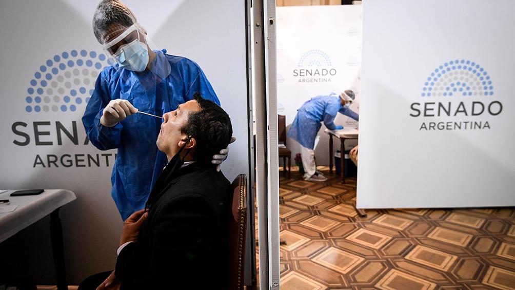 Foto: Charly Díaz Uzqué / Senado