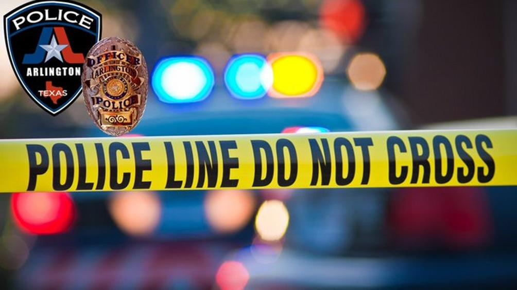 Heridos tras un tiroteo en una escuela de Arlington, en Texas. Foto: TW @ArlingtonPD