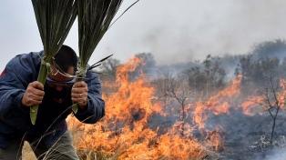 Murió un joven internado por graves quemaduras y suman tres las víctimas por los incendios