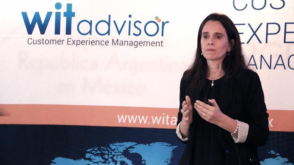 Wit Advisor es una plataforma de gestión de experiencia de clientes y empleados.