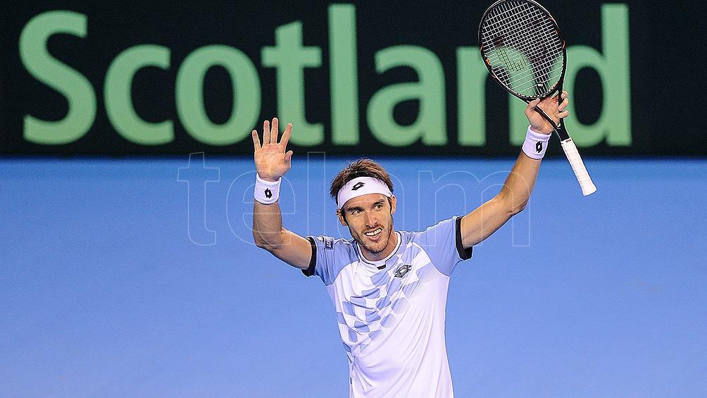 Leonardo Mayer se retiró del tenis a los 34 años