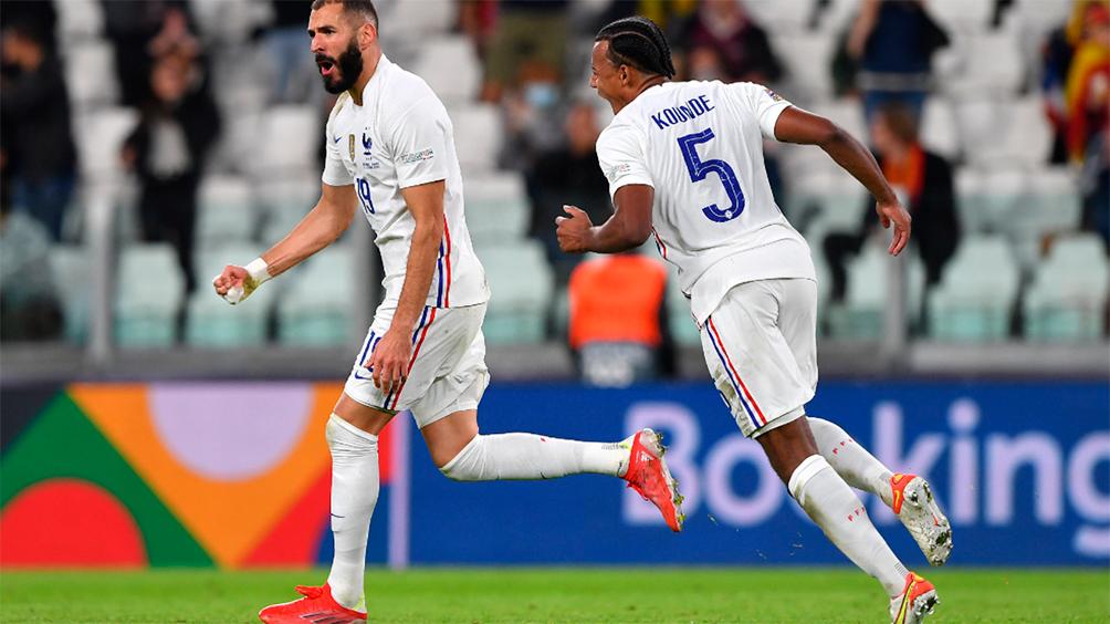 Minuto a minuto de la remontada de Francia ante Bélgica