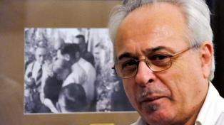 El homenaje de Julio Fernández Baraibar a Jorge Coscia