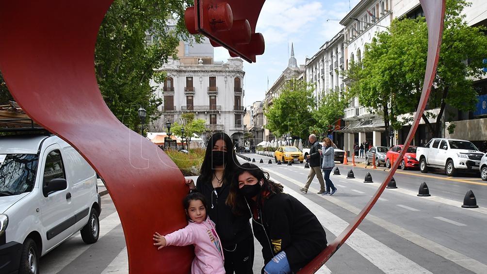 Córdoba y sus variados paisajes ofrece al turista todo tipo de aventuras. Foto: Irma Montiel