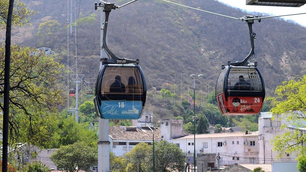 Salta fue otro de los destinos más elegidos por los turistasFoto: Luis Cornú