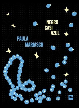 Negro casi azul, editado por Vinilo.