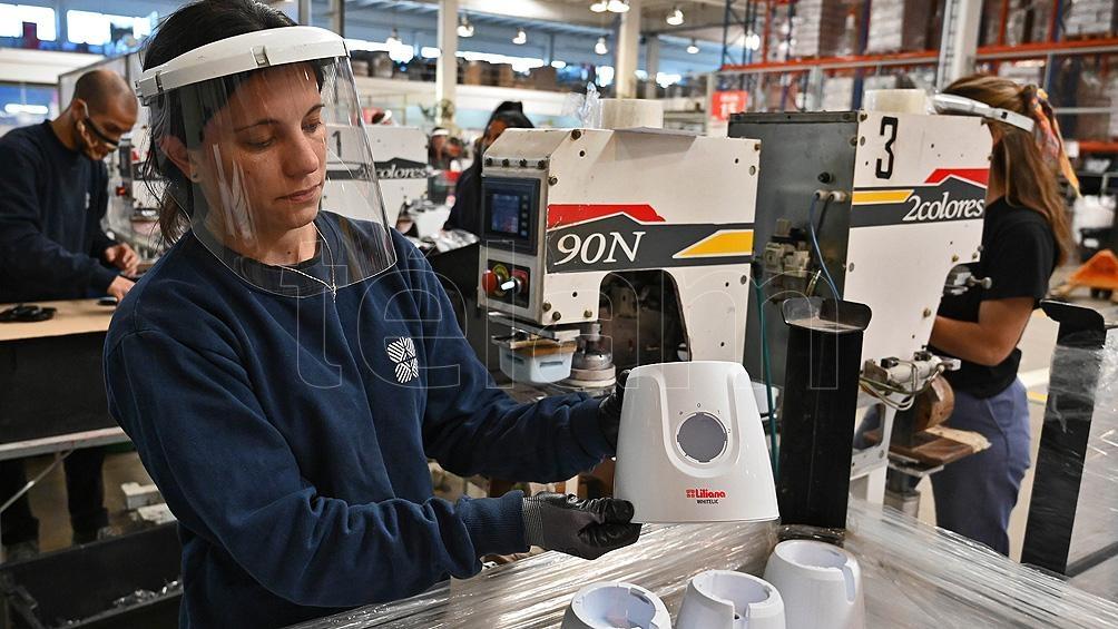 """""""Tenemos un optimismo implícito con este país. No nos da lo mismo tener 1.100 empleados o 500"""". Foto: Sebastián Granata"""
