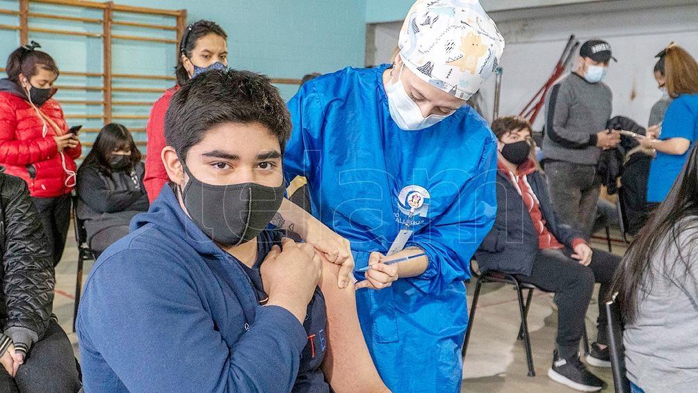 Se estima que hay 6 millones de niñas y niños que ingresarán al Plan Estratégico de Vacunación contra el coronavirus. Foto: Walter Díaz