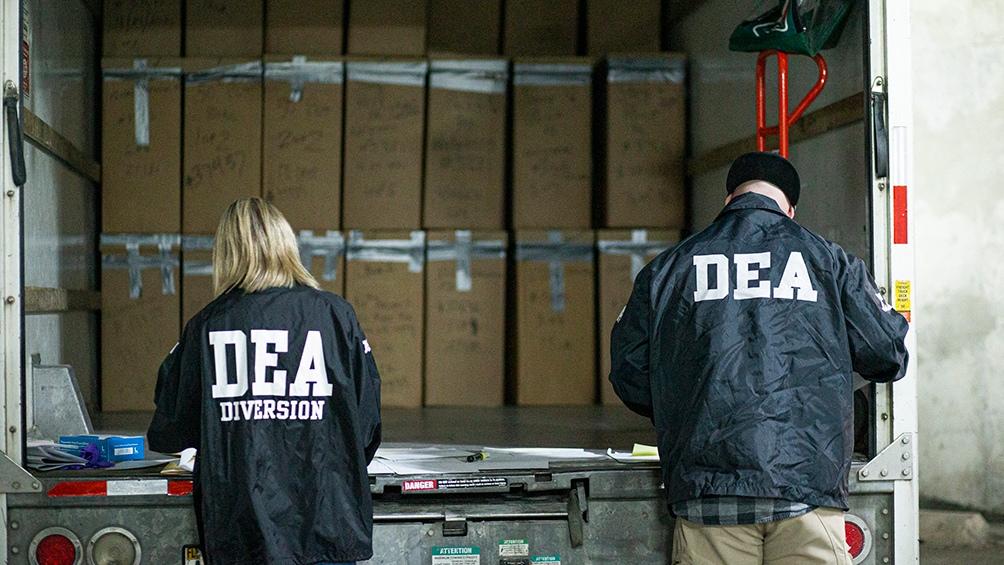 El Gobierno de Joe Biden considera central el regreso a México de los agentes de la DEA. Foto: AFP