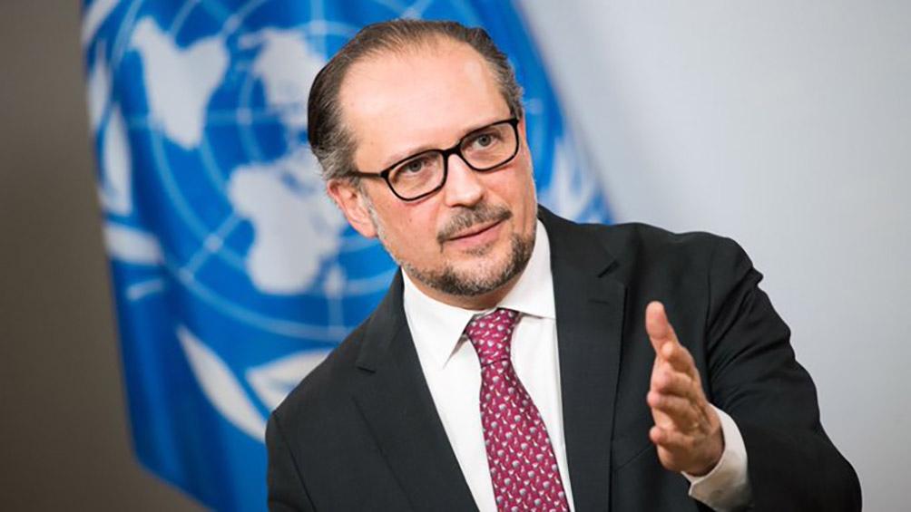 Alexander Schallenberg como jefe del gobierno