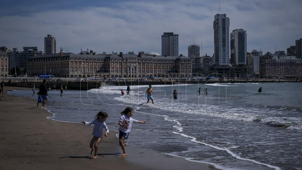 Mar del Plata. Foto: Diego Izquierdo.