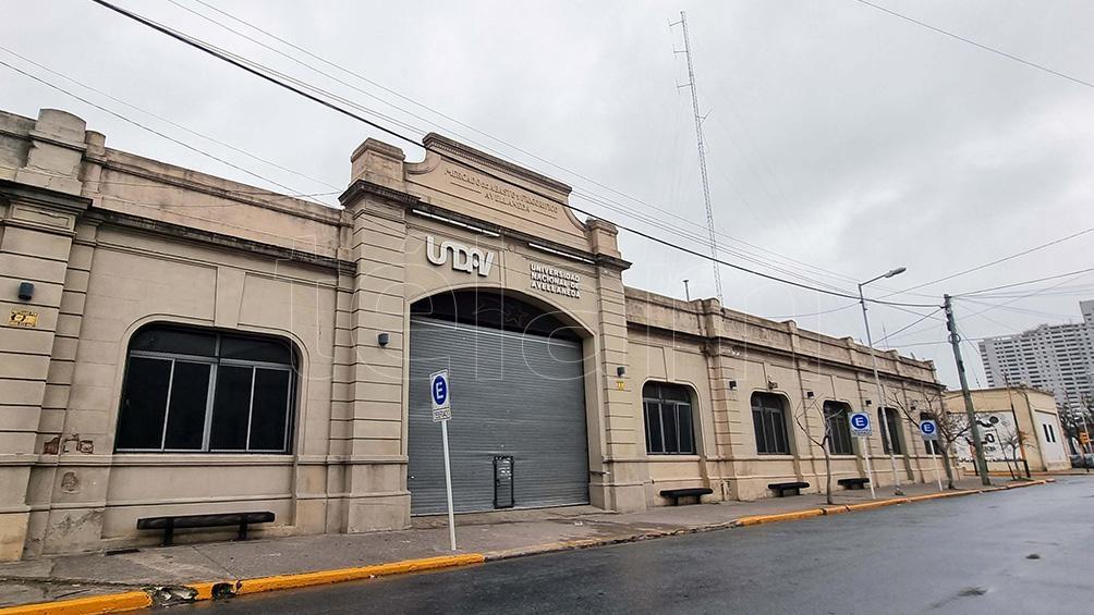 El informe fue elaborado por la Universidad Nacional de Avellaneda. Foto: Carlos Luna.