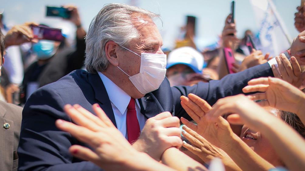 El Presidente visitará en Avellaneda dos empresas que invierten para expandir su producción