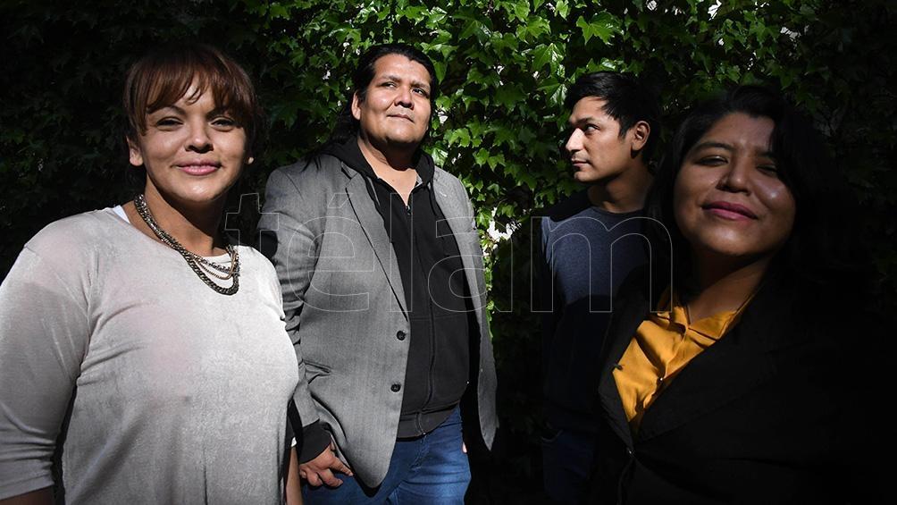 El colectivo Identidad Marrón denuncio al candidato a Diputado.
