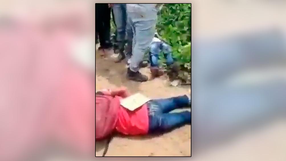 Los menores veneolanos fueron ejecutados en la localidad colombiana de Tibú
