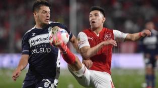 Independiente no pudo pasar del empate con Gimnasia y cada vez está más lejos de la cima