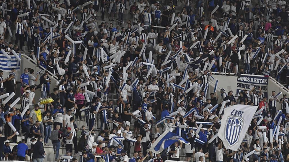 Talleres siguió su buen presente ante su público con una victoria ante Atlético Tucumán. Foto: Laura Lescano