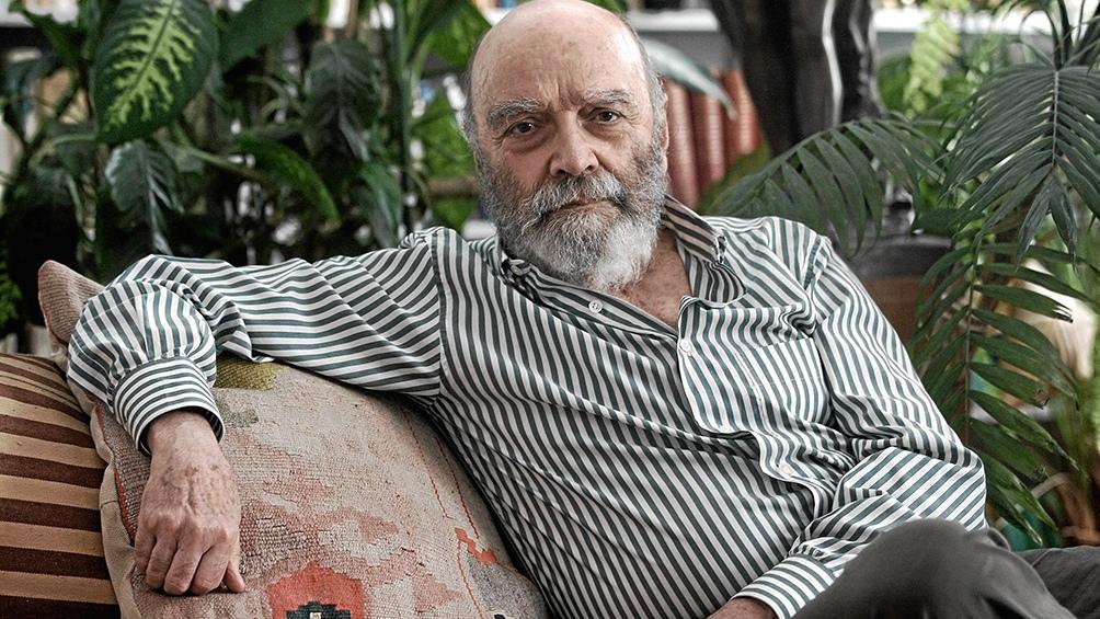 Luis de Pablo, compuso para el cine de Saura, Erice y Chavarri.