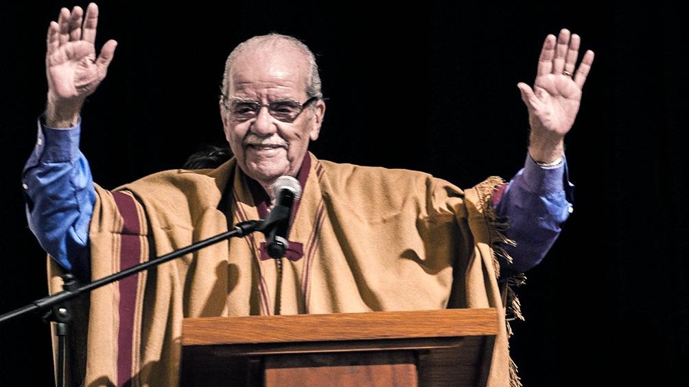 Ramon Navarro, eje central del trabajo de Silvia Majul