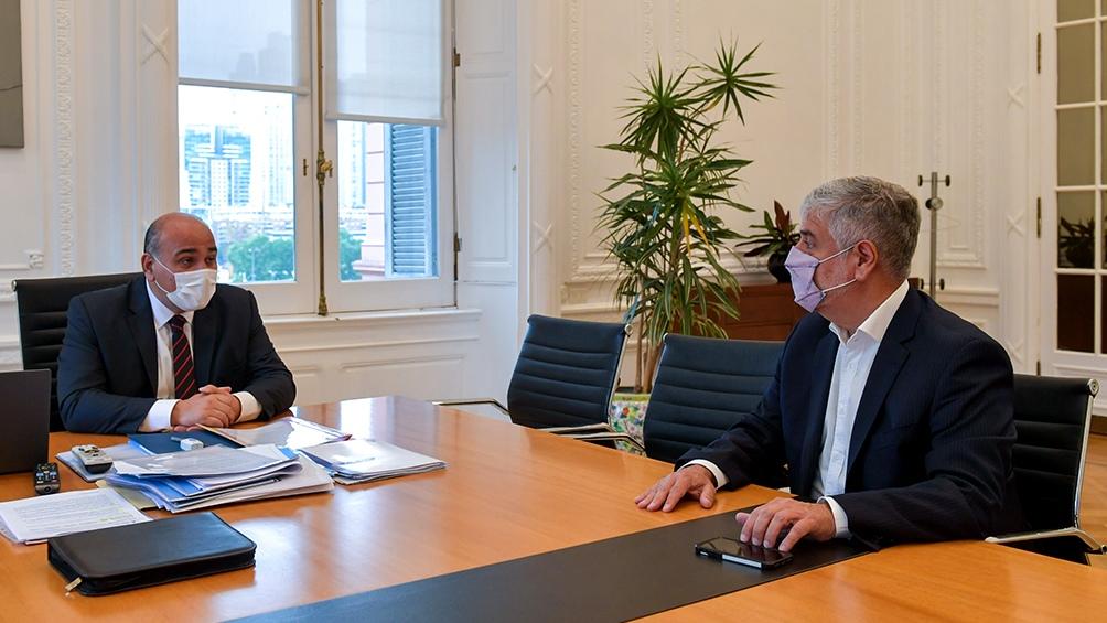 Manzur analizó con el nuevo secretario de Comercio Interior