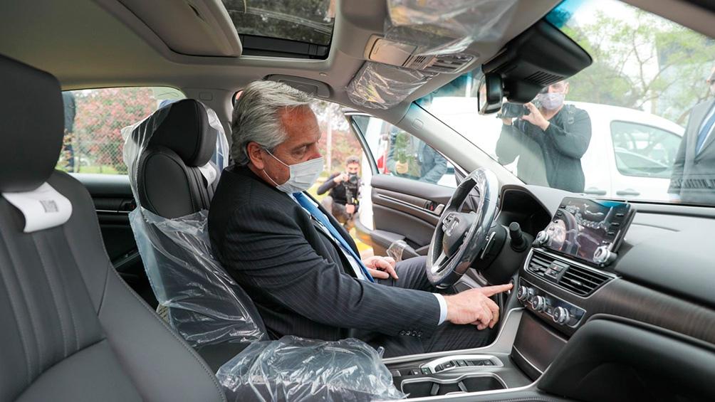 La iniciativa, que presentará el presidente Alberto Fernández desde la planta fabril de Toyota, busca ampliar la plataforma automotriz.