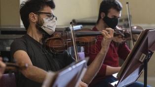 La Sinfónica Nacional vuelve a sus conciertos presenciales en el CCK
