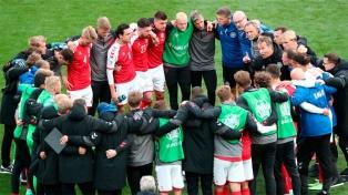 Dinamarca sacó su pasaje al Mundial y es el tercer clasificado