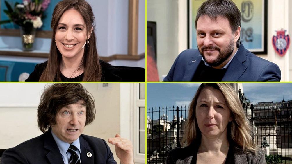 Los candidatos a diputados nacionales por CABA debaten en televisión