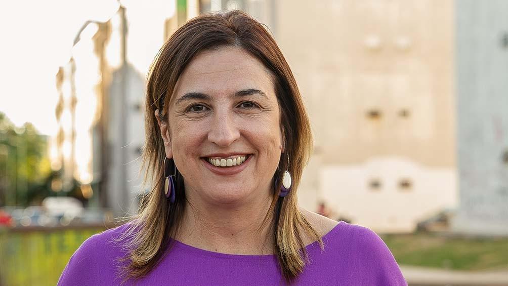 Claudia Neira remarcó la importancia de la participación ciudadana para frenar la venta de los terrenos de Costa Salguero.