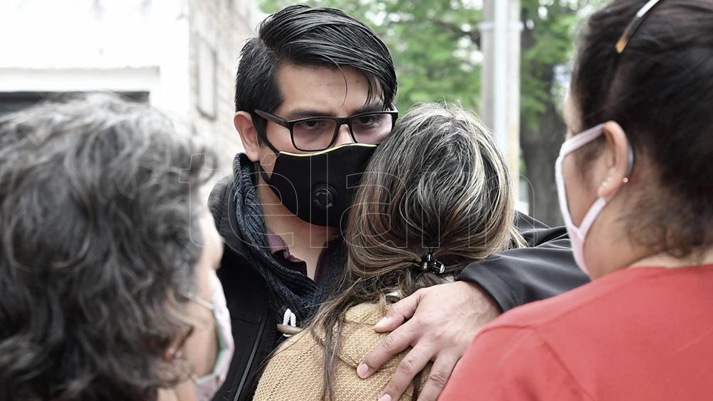 Cancino fue asesinado cerca de las 7.50 cuando salía de su casa ubicada en la calle Combate Naval de Quilmes.