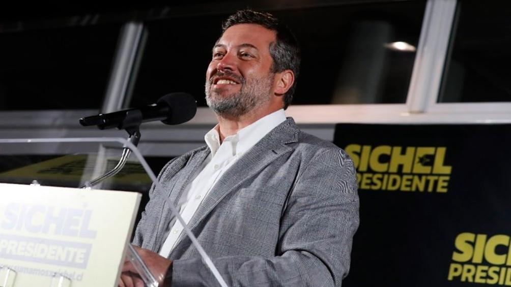 Sichel reiteró en una conferencia de prensa no tener conocimiento sobre el financiamiento de la campaña en 2009.