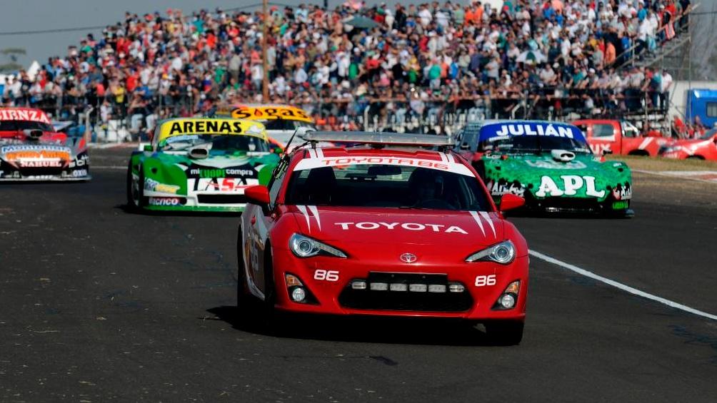 Toyota se suma al Turismo Carretera para la temporada 2022. Foto: @actcargentina