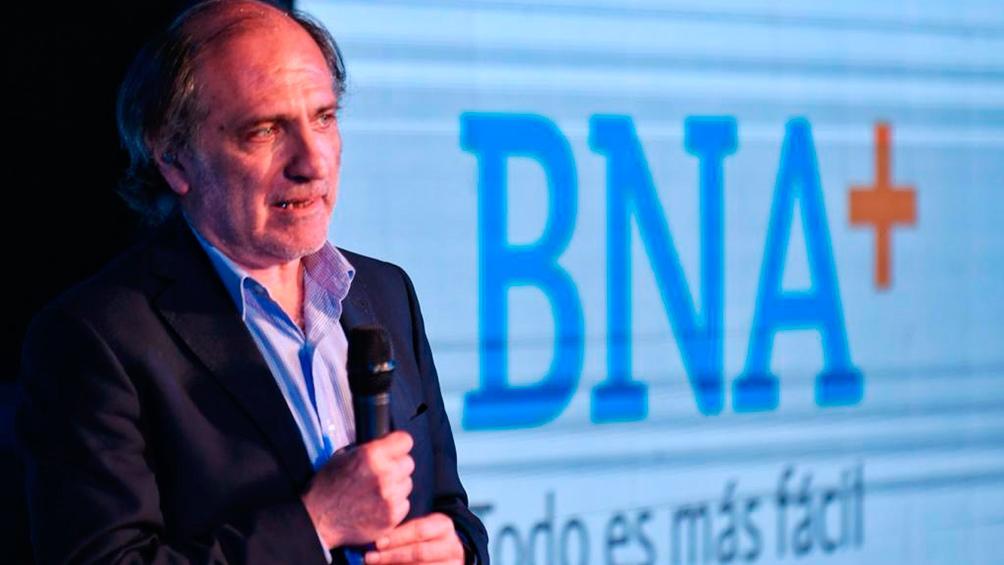 Foto: Prensa Banco Nación.