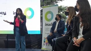 El Inadi lanzó la campaña federal contra la discriminación en los clubes