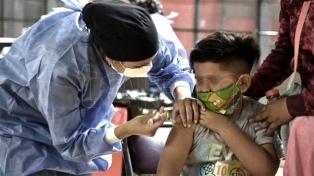 """Vizzotti: La vacunación en menores """"es fundamental para poder seguir pensando en aperturas"""""""